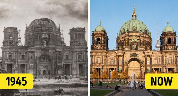 Một trong những công trình lịch sử hút khách du lịch bậc nhất ở thủ đô Berlin (Đức) thời điểm hiện tại chính là nhà thờ lớn này. Đây là một trong những nhà thờ lớn nhất ở Đức cũng như tại thành phố Berlin. Ít người biết để có được vẻ đẹp kiến trúc xuất sắc như ngày hôm nay, công trình này đã phải hứng chịu nhiều thiệt hại trong quá khứ. Quá trình cải tạo lại nguyên vẹn nhà thờ diễn ra từ năm 1975 đến năm 1993 thì hoàn thiện.