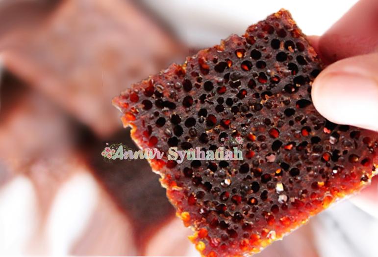Resepi Kek Gula Hangus Sukatan Cawan