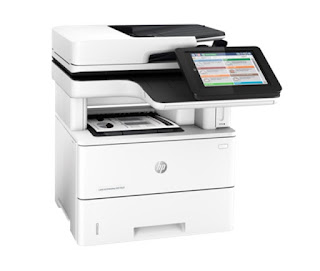 HP LaserJet Enterprise MFP M527f Driver And Review