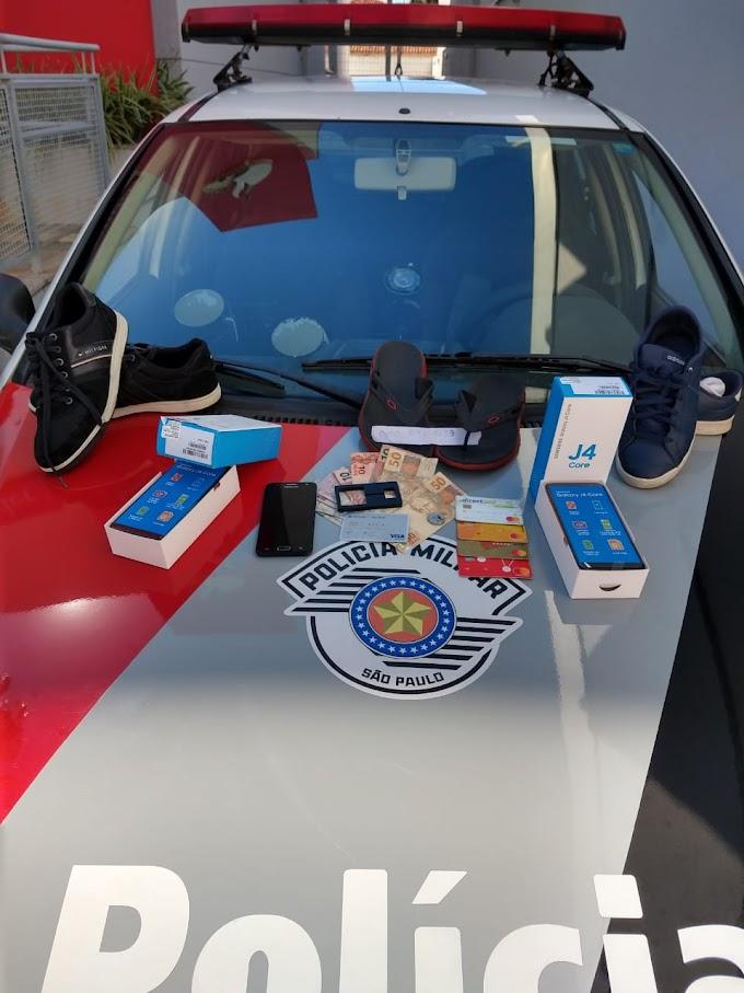PM prende estelionatário que tentava aplicar golpe do caixa eletrônico em Birigui