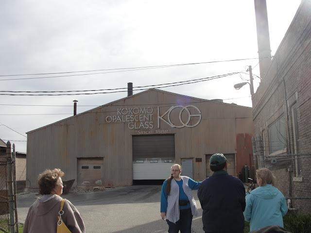 A Day In Kokomo at the Glass Factory