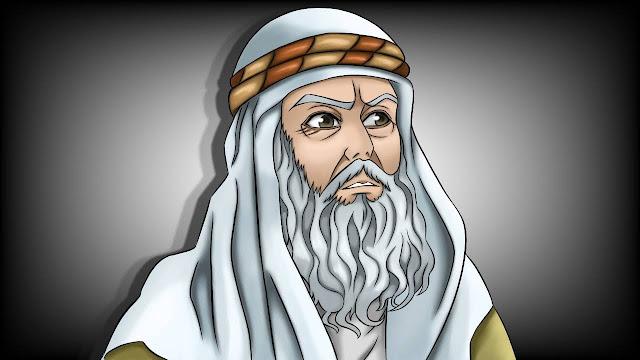 アブラハムのイラスト