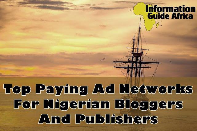 Nigerian Ad Networks