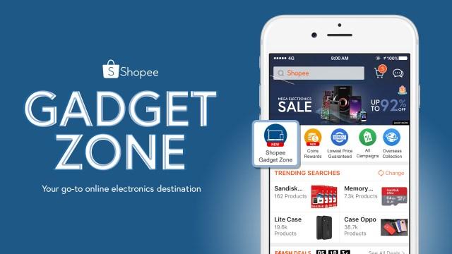 Shopee Gadget Zone Top Picks