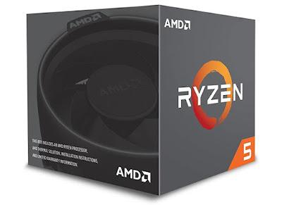 AMD Ryzen 5 2600 Desktop Processor