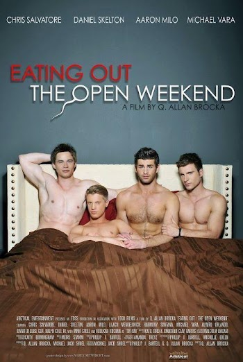 VER ONLINE Y DESCARGAR: Eating Out 5: The Open Weekend - PELÍCULA - 2011 en PeliculasyCortosGay.com