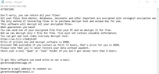 OMFL (Ransomware)