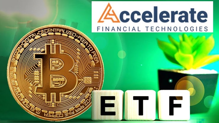 Accelerate Financial Technologies запускает биткоин-ETF