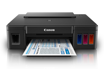Printer Driver - CANON PIXMA G1000
