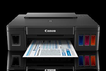 Printer Driver - CANON PIXMA G1000