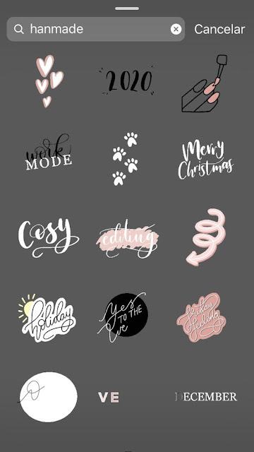 Gifs criativos para o instagram stories