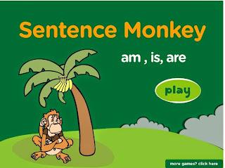 http://www.eslgamesplus.com/verb-to-be-auxiliary-verb-am-is-are-esl-grammar-activity/