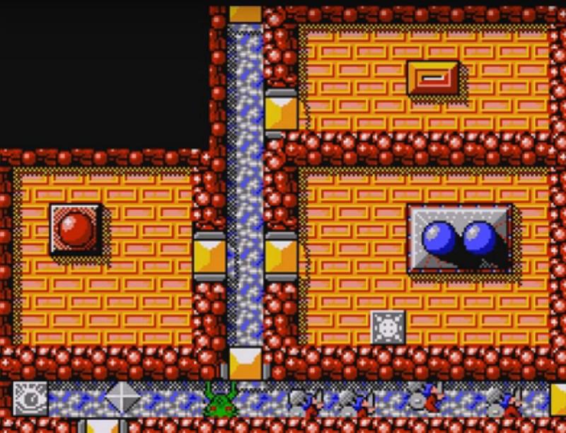Indie Retro News: Atari ST game ' Ranarama ' WIP Amiga