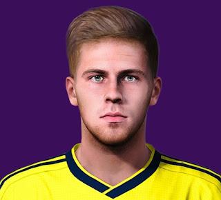 PES 2020 Faces Danil Glebov