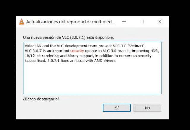 قم بتحديث VLC في أسرع وقت ممكن ، جهاز الكمبيوتر الخاص بك سيخترق بسهولة