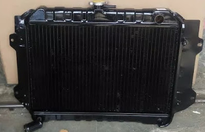 Radiator Tembaga