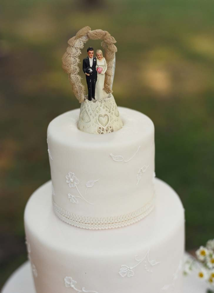 Celtic Wedding Cake Toppers Classic Decorative