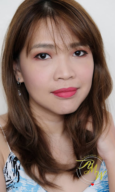 a photo of Pink Sugar Sugar Tint Lip & Cheek Tint review in shades Unforgettable, GirlBoss and Forever Fling by Nikki Tiu of www.askmewhats.com