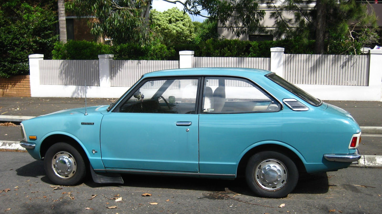 Toyota Winchester Va >> Aussie Old Parked Cars: 1973 Toyota Corolla E20