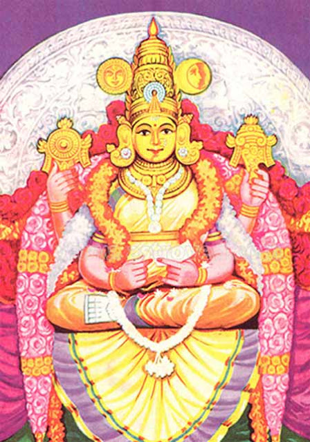 12 Shaktis In Satvata Samhita In Hindu Religion – Propitiate Them For Peace And Prosperity