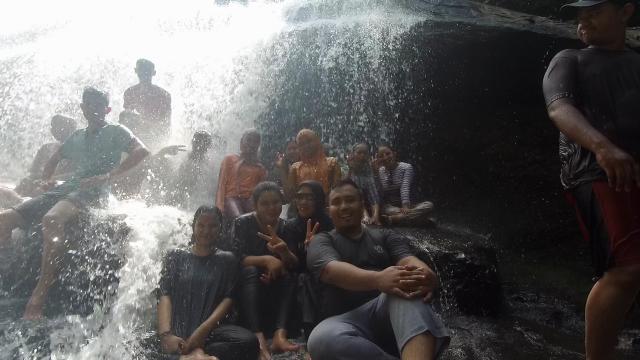Wisata Air Terjun Sangka Pane Aceh Tamiang Keren Edukasi