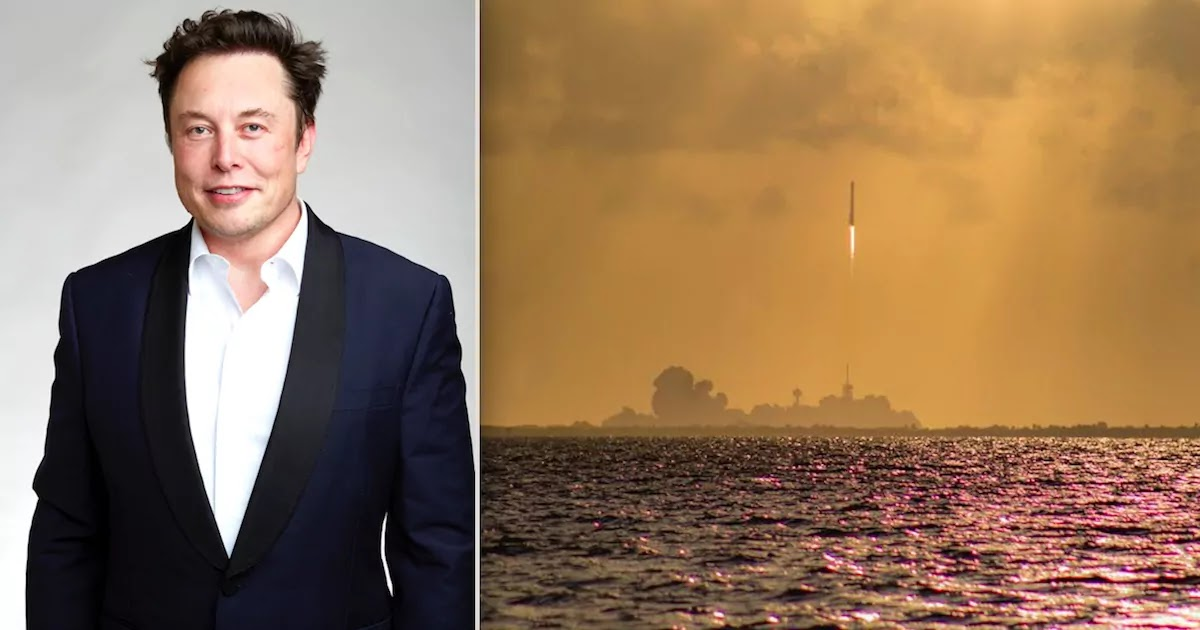 Elon Musk To Develop A Rocket For The US Military That Could Transport Cargo Around The World In Just Hours