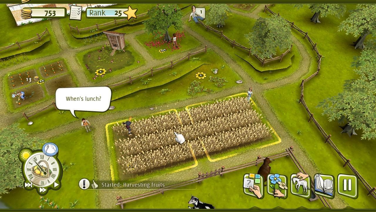 Family Farm Spiel