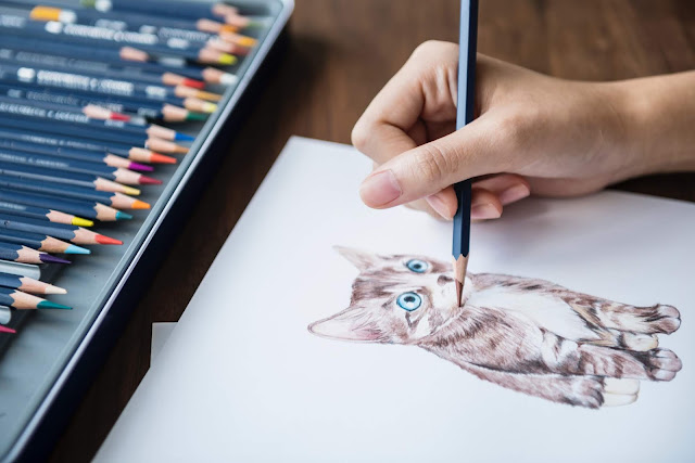 Wajib Bisa Menggambar Kalau Kamu Mau Masuk PTN atau PTS Tertentu