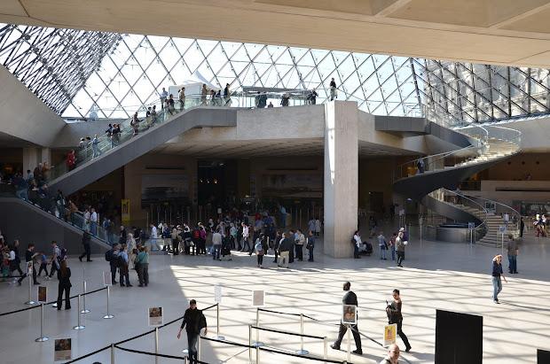 Paris Day 3 Louvre Frustrated Pilot