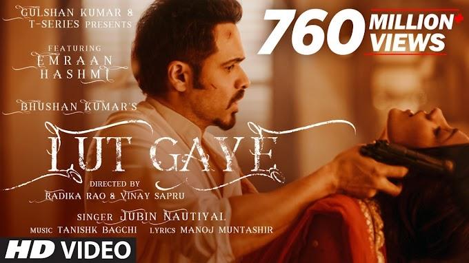 Lut Gaye Song  Lyrics | Aasmano Pe Jo Khuda Hai Lyrics | Aankh Uthi Lyrics in Hindi And English | Emraan Hashmi New Song |