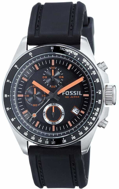 Fossil CH2647 Decker Analog Watch