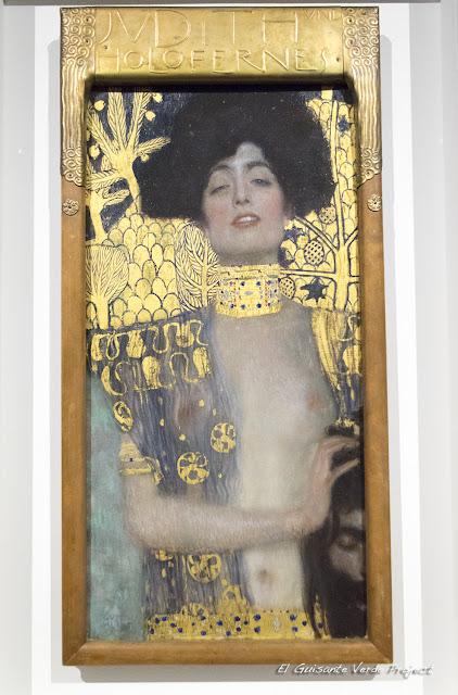 Gustav Klimt: Judith - Belvedere Museum, Viena por El Guisante Verde Project