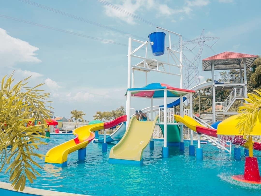 Fasilitas Victory Waterpark