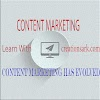 How content marketing has evolved, how to set goals for each part of the content you create