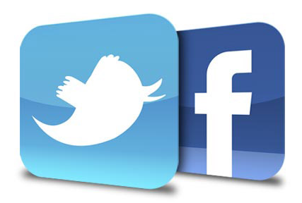 App To Post On Facebook And Twitter