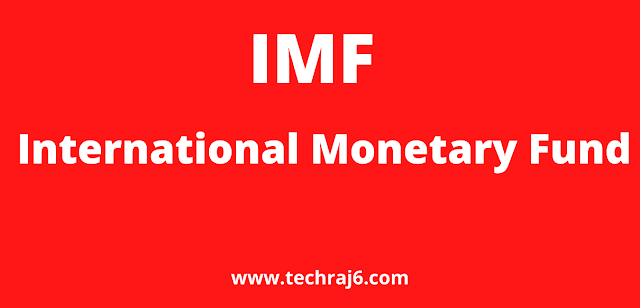 IMF full form, What is the full form of IMF