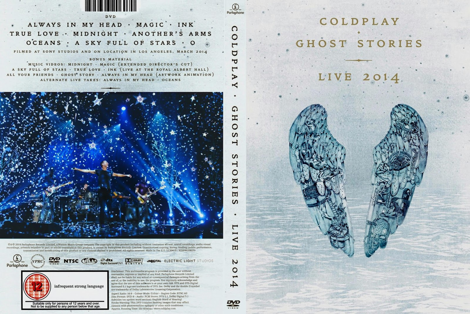 Coldplay Ghost Stories Live 1080p Mega Identi