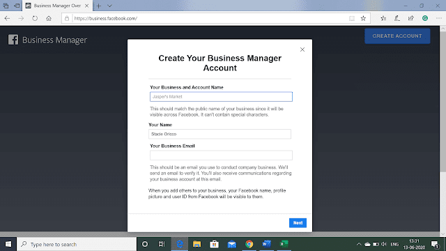 What is Facebook Business Manager