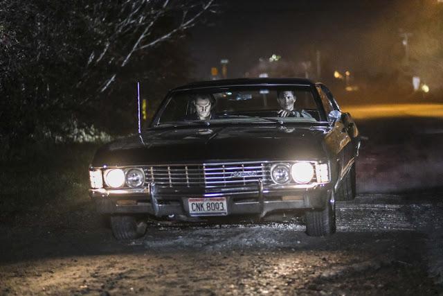 "Supernatural Season 15 Episode 10 Spoilers Photos & Press Release ""The Heroes' Journey"" 2/2"
