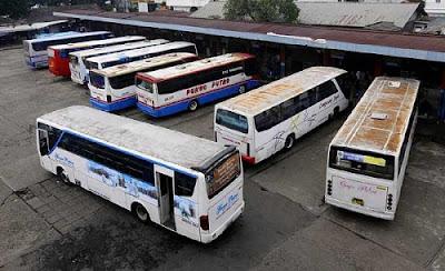 Harga Tiket Bus Ekonomi Surabaya - Jogja Terbaru Bulan Ini 2017 Update