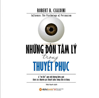 Sách Kỹ Năng Làm Việc: Những Đòn Tâm Lý Trong Thuyết Phục (Tái Bản 2017) - (6 Vũ Khí Gây Ảnh Hưởng Hiệu Quả Được Các Chuyên Gia Thuyết Phục Hàng Đầu Sử Dụng ebook PDF-EPUB-AWZ3-PRC-MOBI