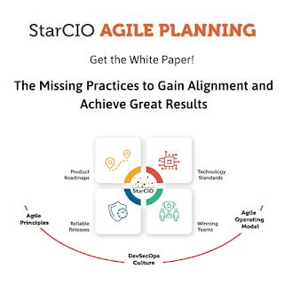 StarCIO Agile Planning Roadmaps