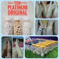 BEST SELLER PIL PEMUTIH BADAN (TSW PLATINUM) ORIGINAL