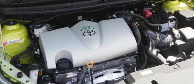 mesin toyota new yaris-2020