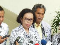 Ketum PGRI Tantang Menteri Asman Buka Data Honorer K2