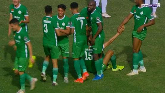 ملخص واهداف مباراة الرجاء ونامونجو (3-0) كأس الكونفدرالية