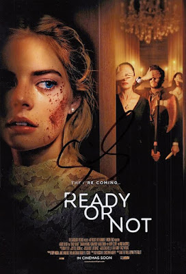 Ready or Not 2019 English 720p BRRip 800MB ESubs