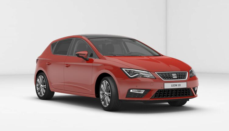 Infiniti Of Silver Spring >> Seat Leon III (2017) - Couleurs / Colors