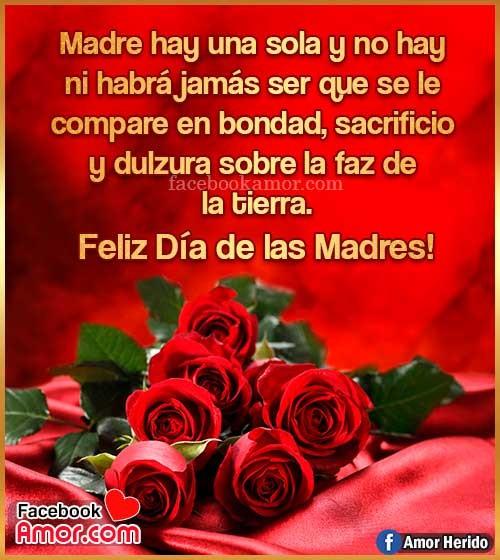 frases con rosas para mamá