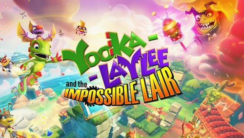 Κατέβασε δωρεάν το «Yooka-Laylee and the Impossible Lair»